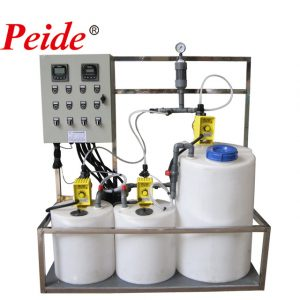 water treatment chemical Dosing system